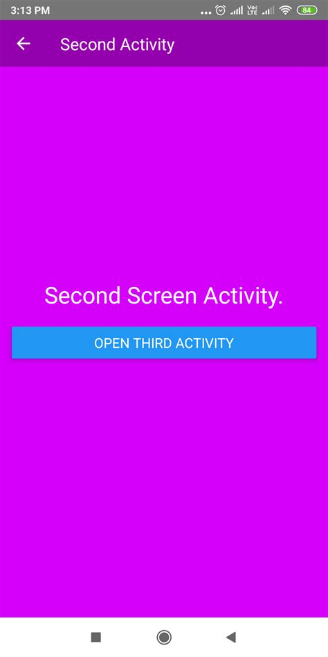 react native screen navigation  animated transition react navigation