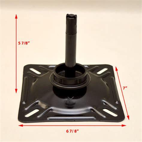 boat plug in seat base springfield marine hi lo plug in 1302700 black 7 x 7 boat
