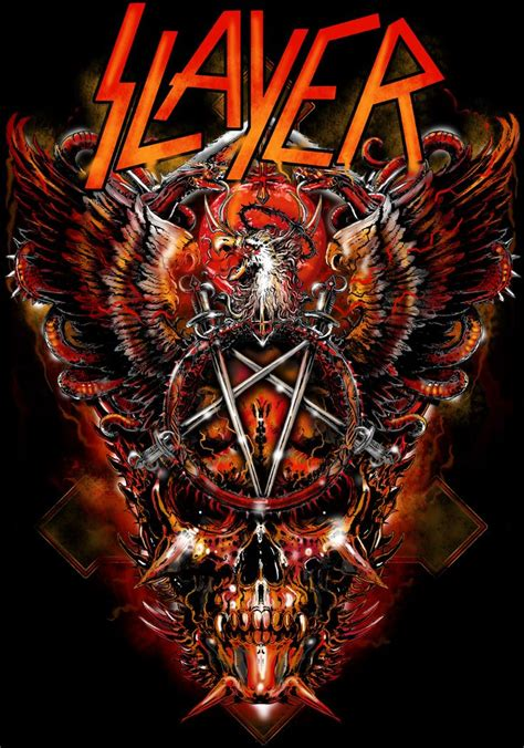 Slayer Rock Band Heavy Metal - 17 best images about aaaa on cant wait