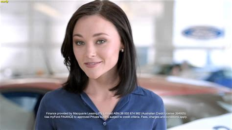 blonde girl in ford commercial girl in ford commercial newhairstylesformen2014 com