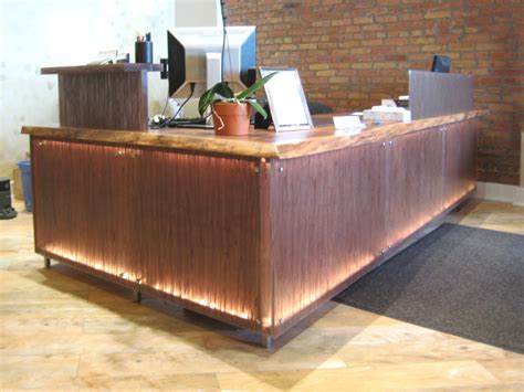 Rustic Reception Desk Outdoor Bars Furniture Modern Reception Desk Rustic Reception Desks And Counters Interior