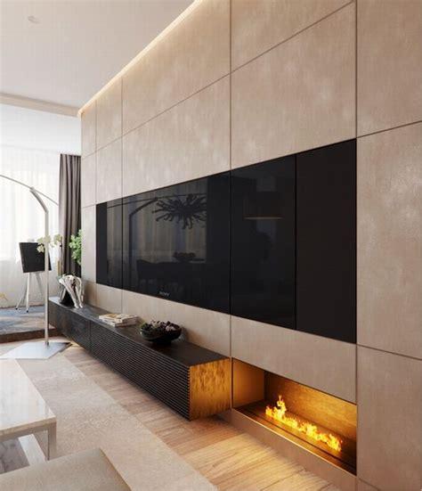Modern Living Room Ideas With Fireplace And Tv Jak Ukryć Telewizor W Salonie Ukryty Telewizor W Salonie