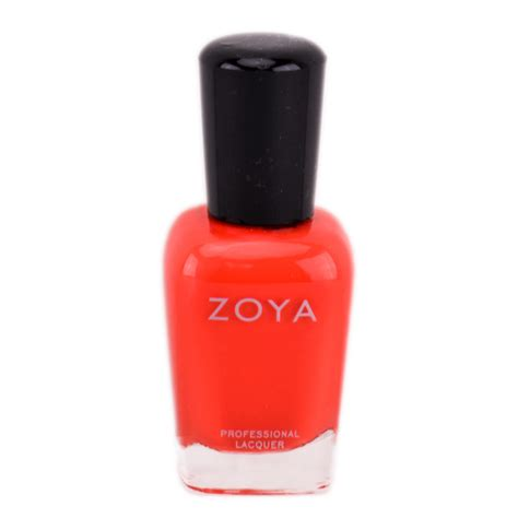 Zoya Nail by Zoya Nail Orange Coral Zoya