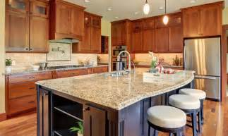 Different Of Countertops For Kitchen Types Of Kitchen Countertops Image Gallery Designing Idea