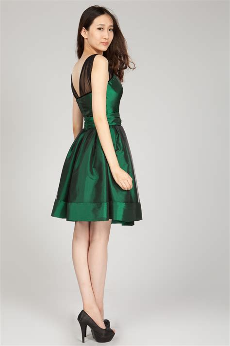 dress cocktail emerald green lace cocktail dress dresscab