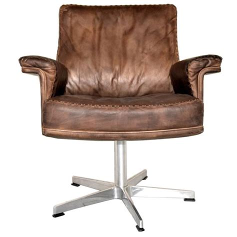 s sede vintage de sede ds 35 executive swivel desk armchair