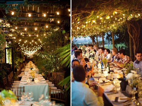 Backyard Wedding Lighting Ideas Lighting So Ho Events