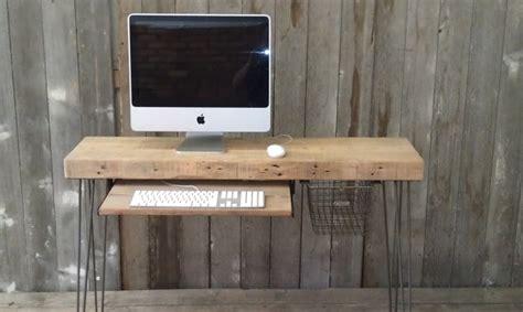 modern industrial desk modern industrial wooden desk