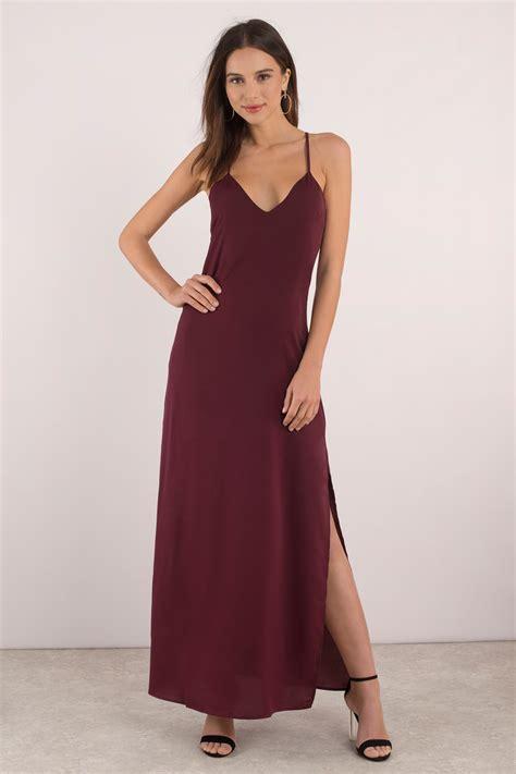 Channel Maxi Dress trendy black dress lace up dress dress maxi