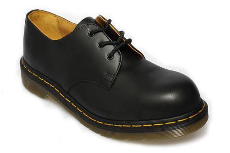 steel toe slippers dr martens 1925 5400 unisex black steel toe capped