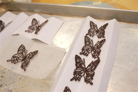 4 piped chocolate butterfly jpg