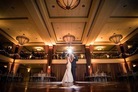 hotel wedding venues in nj 2 collingswood grand ballroom wedding ceremony reception