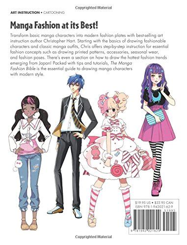 The Manga Fashion Bible The Go To Guide For Drawing