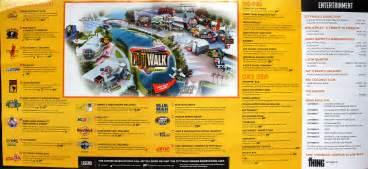 Citywalk Orlando Map by Universal Citywalk Orlando Orlando Informer