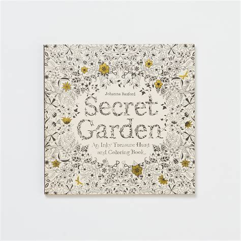 secret garden coloring book page one secret garden coloring book terrain