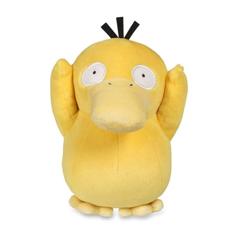 stuffed animal psyduck pok 233 plush pok 233 mon center original
