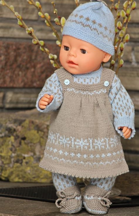 free knitting patterns for dolls clothes to beautiful free doll clothes patterns knitted doll patterns