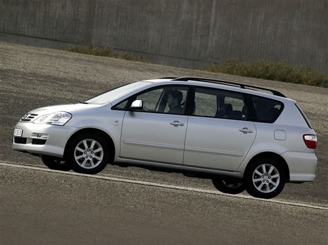 Toyota Avensis Verso Engine Toyota Avensis Verso Specs 2003 2004 2005 2006