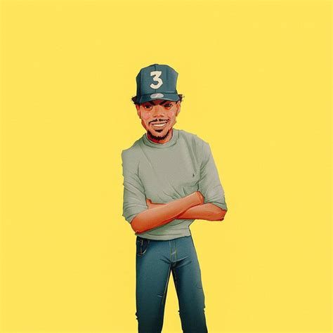 coloring book chance the rapper leaked chance the rapper is giving chicago a brand new