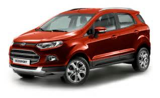 Ford Cer Ford Ecosport India Price Review Images Ford Cars