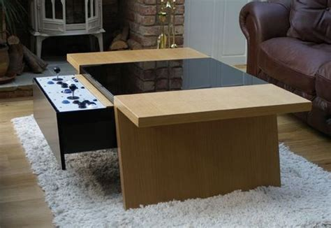 Coffee Table Makes Retro Gaming a Contemporary Experience   Gizmodo Australia