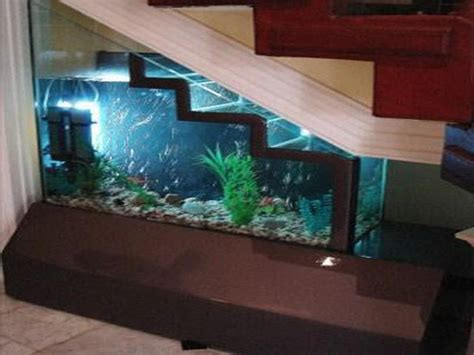home aquarium decorations decorations fish tank under the stairs fish tank decor