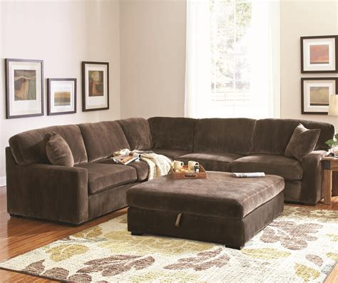 the best modern living room brown design u pinteres image for furniture cool brown sectional couches design with square