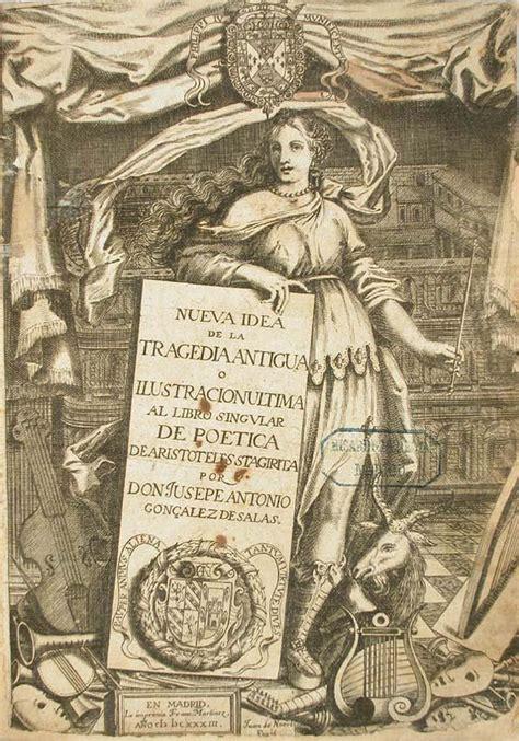libro nueva ilustracion radical nueva idea de la tragedia antigua o ilustraci 243 n 250 ltima al libro singular de po 233 tica de
