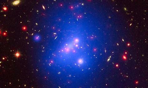 galaxy matter galaxy clusters offer clues to matter and energy