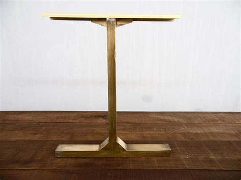 antique brass table base 39 best brass table legs and bases images on