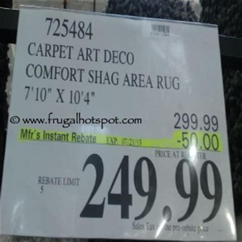 carpet art deco comfort rug carpet art deco shag area rug costco price frugal hotspot