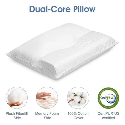 Best Pillow For Back by What S The Best Pillow For Back Sleepers