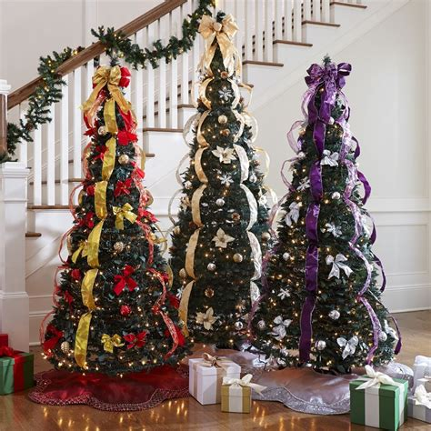 best pop up xmas tree most realistic artificial trees for 2018