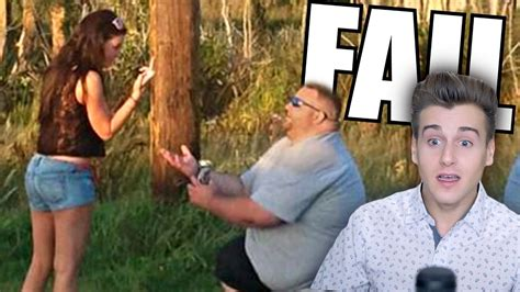 worst boat fails the funniest marriage proposal fail youtube