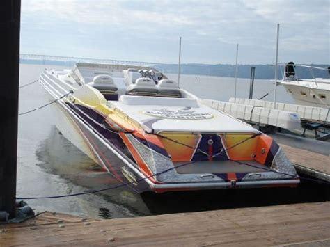 black thunder boats for sale by owner 2005 black thunder 46 sc triple engine hot boat mag