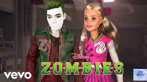 film barbie zombie disney zombies someday doll video stopmotion milo manheim
