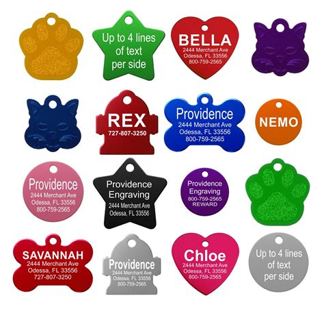 puppy id tags pet id tag