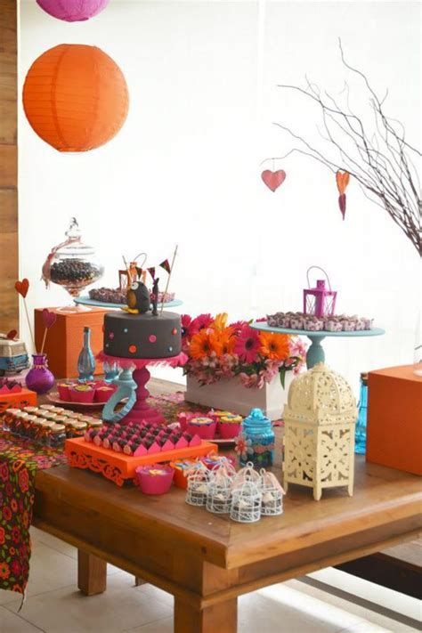 Kara's Party Ideas Hippie Owl 60's Girl Themed Birthday