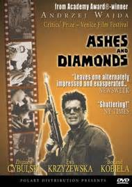 diamonds from ashes books dvd savant review ashes and diamonds