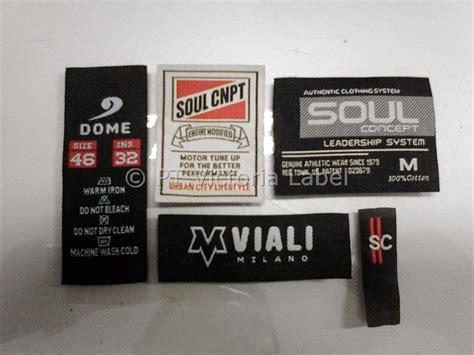Mesin Woven Label custom woven label label dan asesories