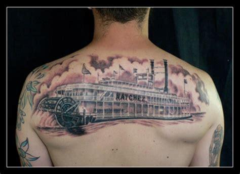 brenda tattoo natchez steamboat 187 brenda flatmo and