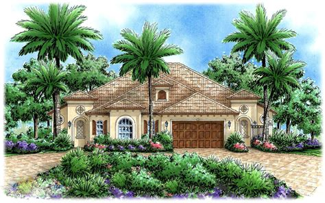 Mediterranean Multi Family House Plan 66174gw 1st | mediterranean multi family house plan 66174gw 1st