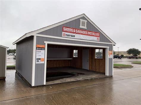 tuff shed  garage display  sale  rosenberg