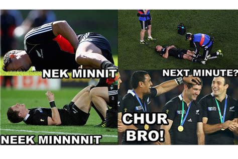 All Blacks Meme - rugby memes green and gold rugby