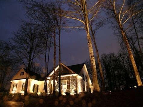 Quality Outdoor Lighting Quality Landscape Lighting Rocksolidlandscape Rochester Mn