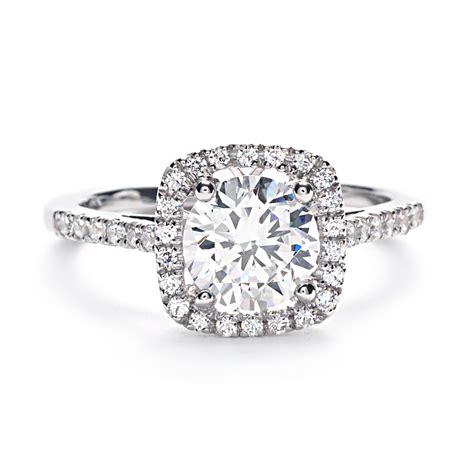 Square Engagement Rings by What To Consider In Choosing Square Engagement Rings