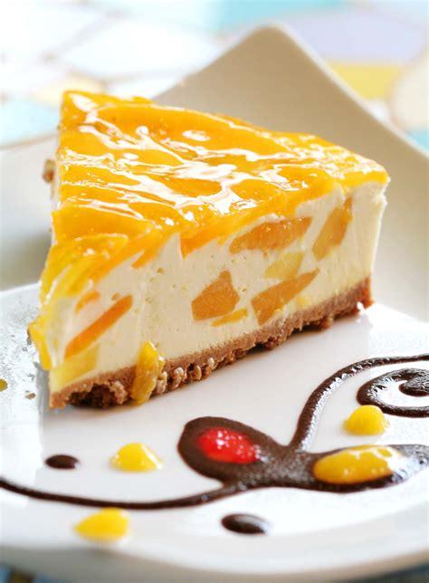 Mango Cheesecake mango cheesecake recipe shutterstock 14818258 jpg