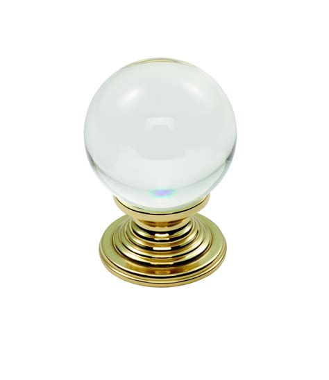 Clear Knobs by Clear Knob Traditional Knobs Cabinet Hardware Products