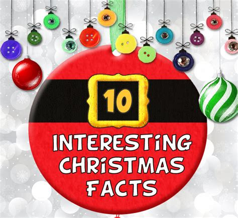 10 interesting christmas facts part 2