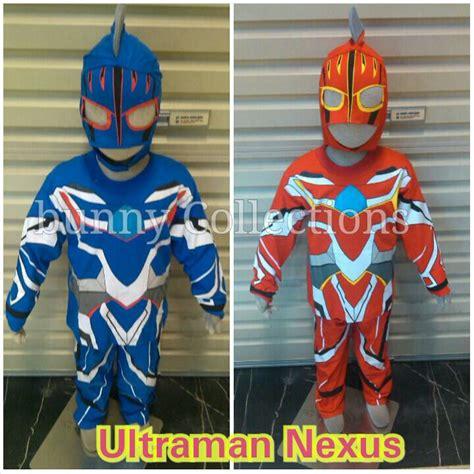 Mainan Topeng Ultraman jual kostum ultraman nexus topeng bunny collection